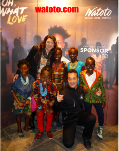 Awesome Watoto event
