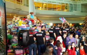 Annual Gifts event for the Children