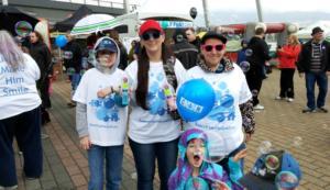 Canucks Autism Network - Fellow volunteers