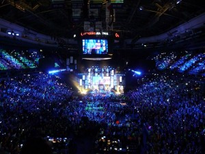 Awesome kids at We Day